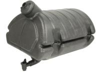 Wassertank 30L aus Kunstoff mit Seifenspender, schwarz 2
