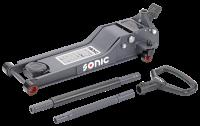Sonic Equipment Wagenheber, flache Ausführung, extra...