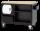 Sonic Equipment Werkstattwagen leer, S13, schwarz