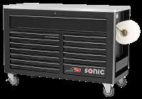 Sonic Equipment Werkstattwagen leer, S15, schwarz 47338114