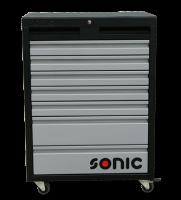 Sonic Equipment MSS 674mm Werkstattwagen 7 Schubladen,...