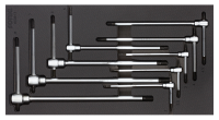 Sonic Equipment Filled toolbox SFS 1/3 S9 339pcs 733831
