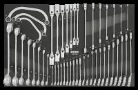 Sonic Equipment Werkstattwagen S9 gefüllt, 391-tlg., dunkelgrau 739131
