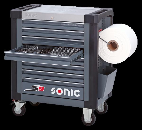 Sonic Equipment Filled toolbox S9 460pcs Heavy Duty 746031