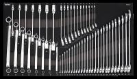 Sonic Equipment Werkstattwagen S14 gefüllt, 533-tlg., schwarz 753308