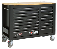Sonic Equipment Werkstattwagen S14 gefüllt,...